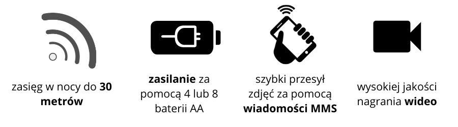 Kamera GSM Ereagle E1S