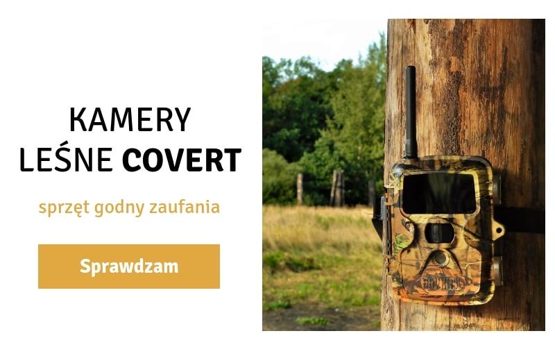 Kamera leśna Covert