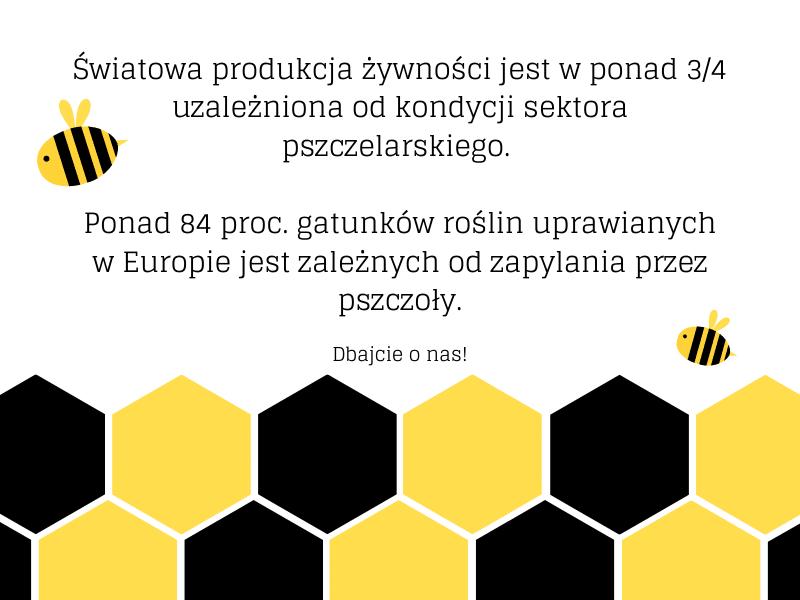 Pamietaj o pszczołach